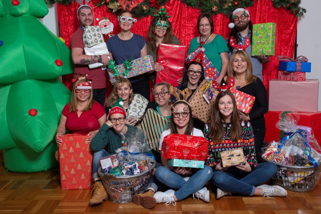 2019 FSS Annual Christmas Party