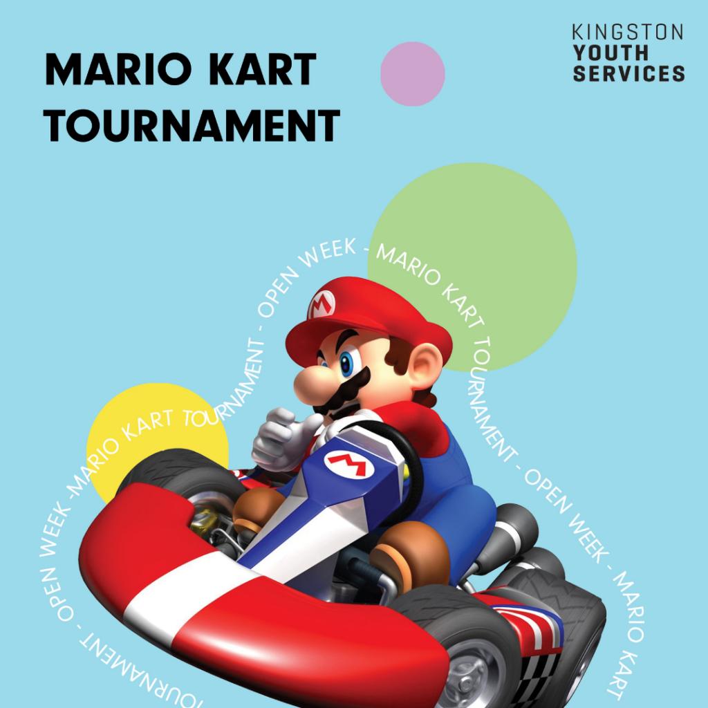Mario Kart Website