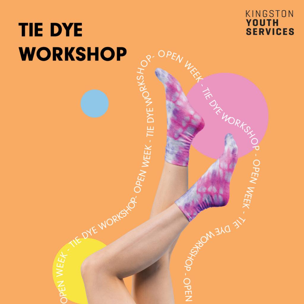 Tie Dye Website